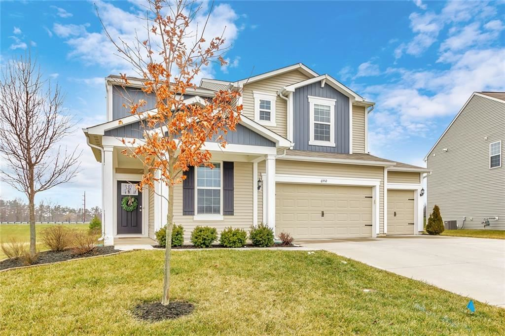 6552 Shooting Star Drive, Whitestown, IN 46075 - #: 21695727