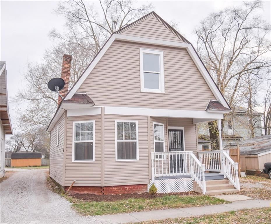 1005 8th Street, Columbus, IN 47201 - #: 21756727