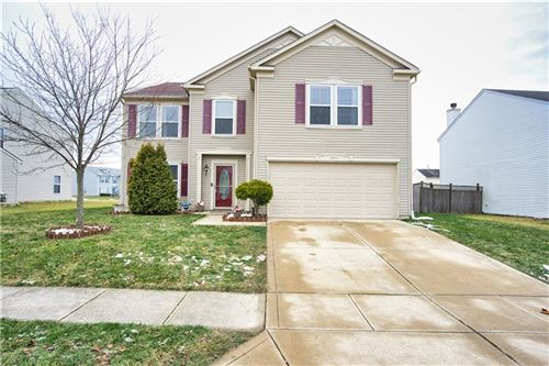 Photo of 10019 Olympic Circle, Indianapolis, IN 46234 (MLS # 21756728)