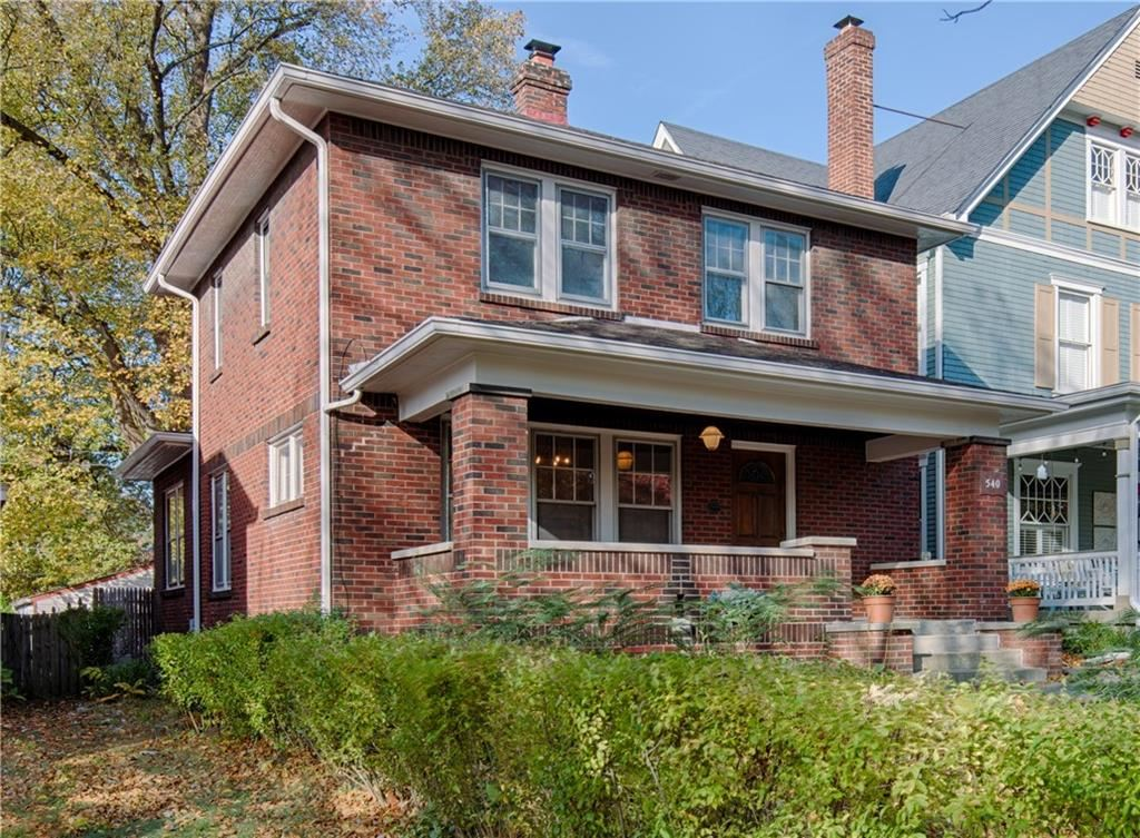 540 Woodruff Place Middle Drive, Indianapolis, IN 46201 - #: 21679728