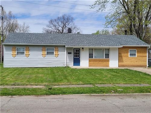 Photo of 6136 East 43rd Street, Indianapolis, IN 46226 (MLS # 21780729)