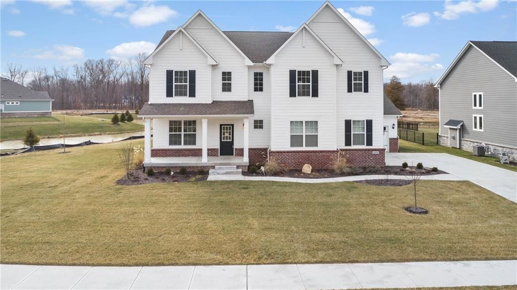 11050 Portage Woods Drive, Fishers, IN 46040 - #: 21675729