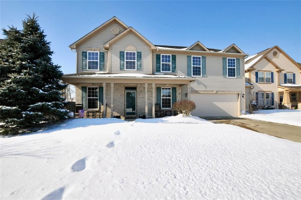 8223 Holmard Place, Indianapolis, IN 46259 - #: 21765729