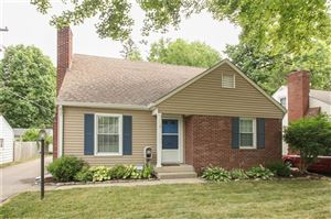 Photo of 2412 East NORTHGATE, Indianapolis, IN 46220 (MLS # 21653732)