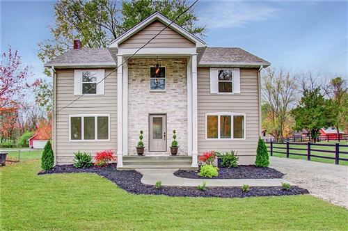 Photo of 7434 INDIAN LAKE Road, Indianapolis, IN 46236 (MLS # 21749732)