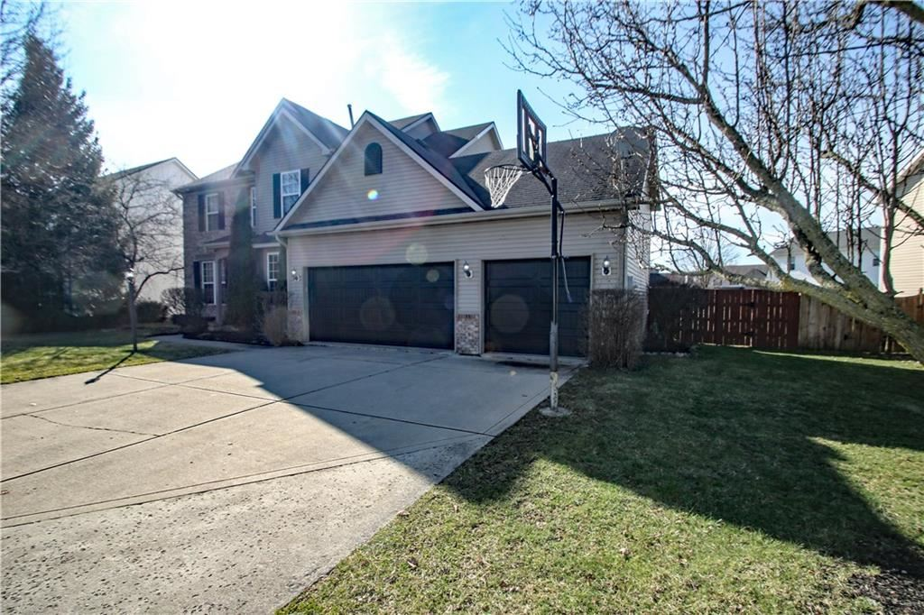 12639 Geist Cove Drive, Indianapolis, IN 46236 - #: 21700732
