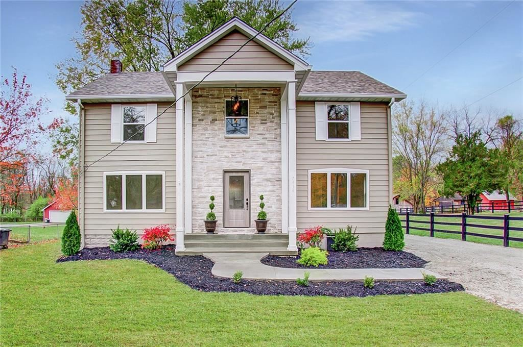 7434 INDIAN LAKE Road, Indianapolis, IN 46236 - #: 21749732