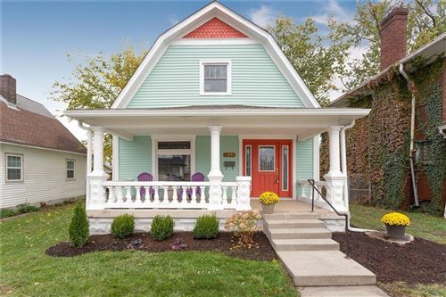 Photo of 801 North Rural Street, Indianapolis, IN 46201 (MLS # 21745733)