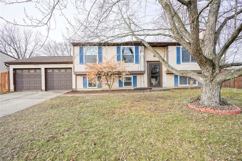8047 Harvest Lane, Indianapolis, IN 46256 - #: 21688733