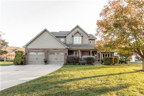 Photo of 7428 Franklin Parke, Indianapolis, IN 46259 (MLS # 21674734)