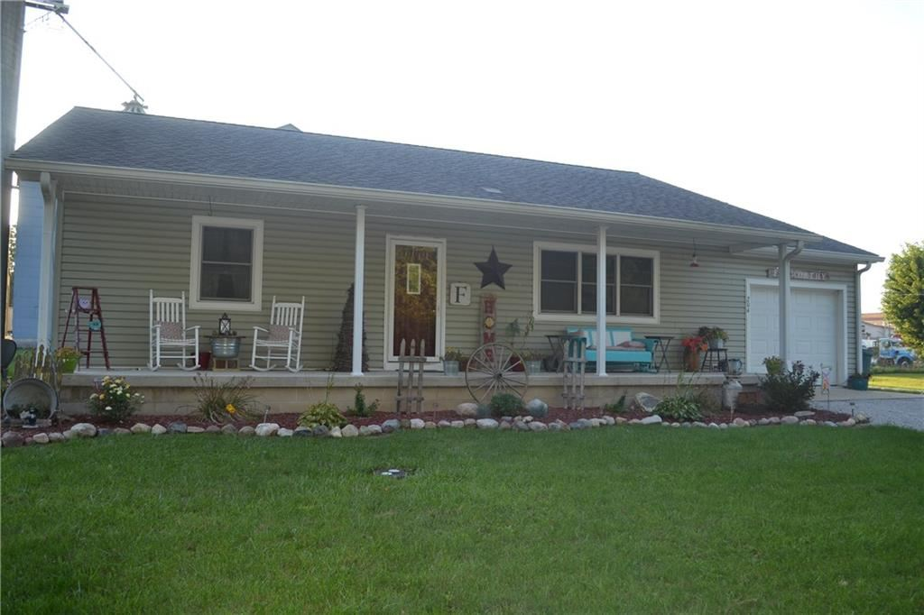 204 South Front Street, Thorntown, IN 46071 - #: 21668735