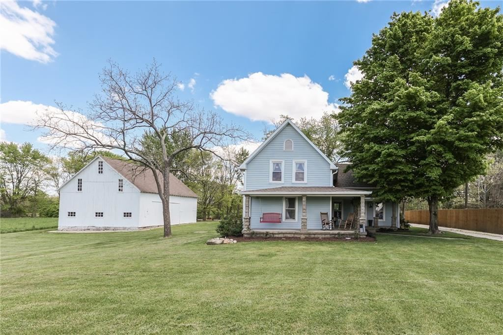 Photo of 6819 Acton Road, Indianapolis, IN 46259 (MLS # 21771735)
