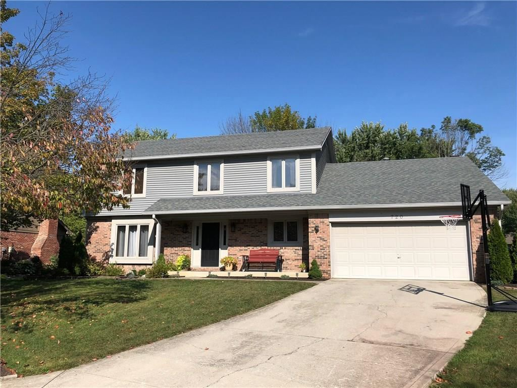720 Firethorn Circle, Noblesville, IN 46062 - #: 21671736