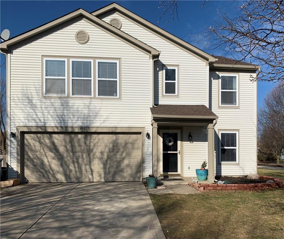 19581 Tradewinds Drive, Noblesville, IN 46062 - #: 21686736