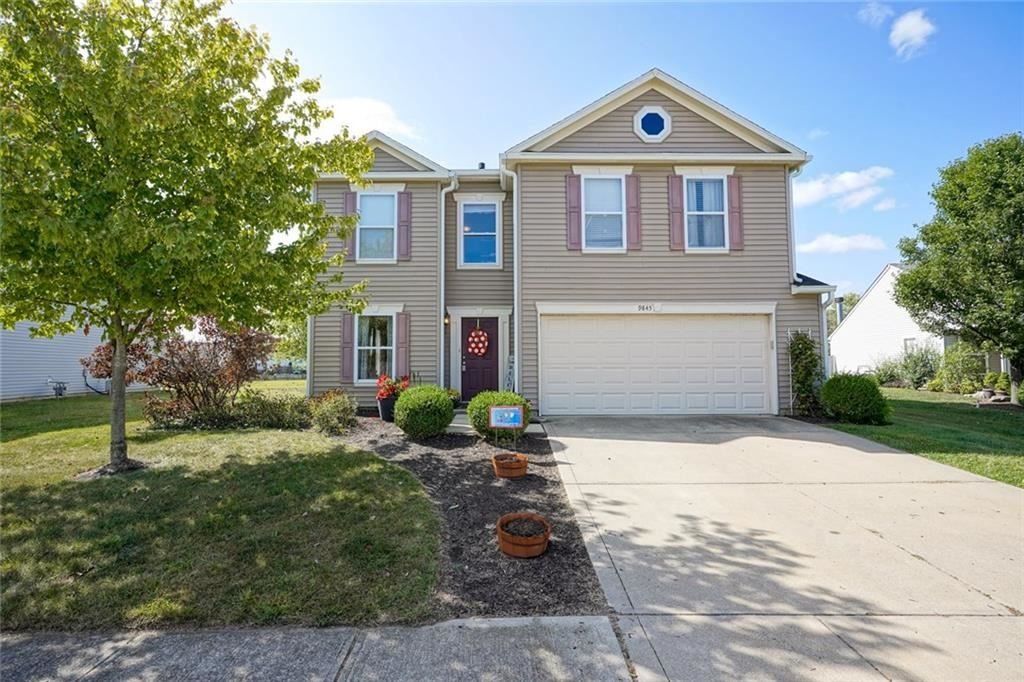 9845 Big Bend Drive, Indianapolis, IN 46234 - #: 21739737
