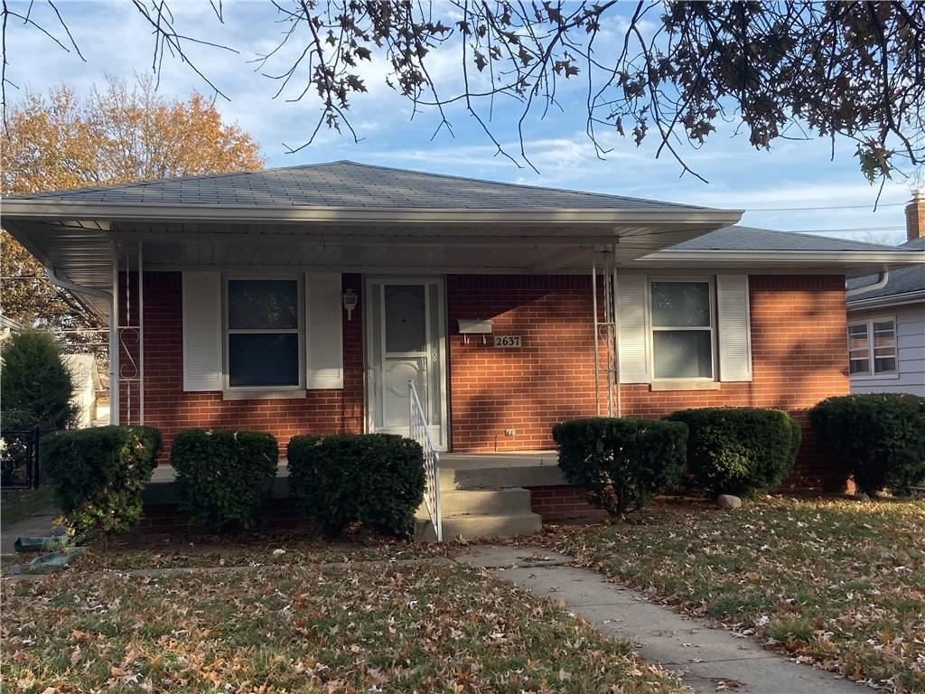 2637 South Applegate Street, Indianapolis, IN 46203 - #: 21680738