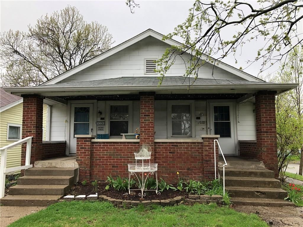 1028 North Drexel Avenue, Indianapolis, IN 46201 - #: 21689738