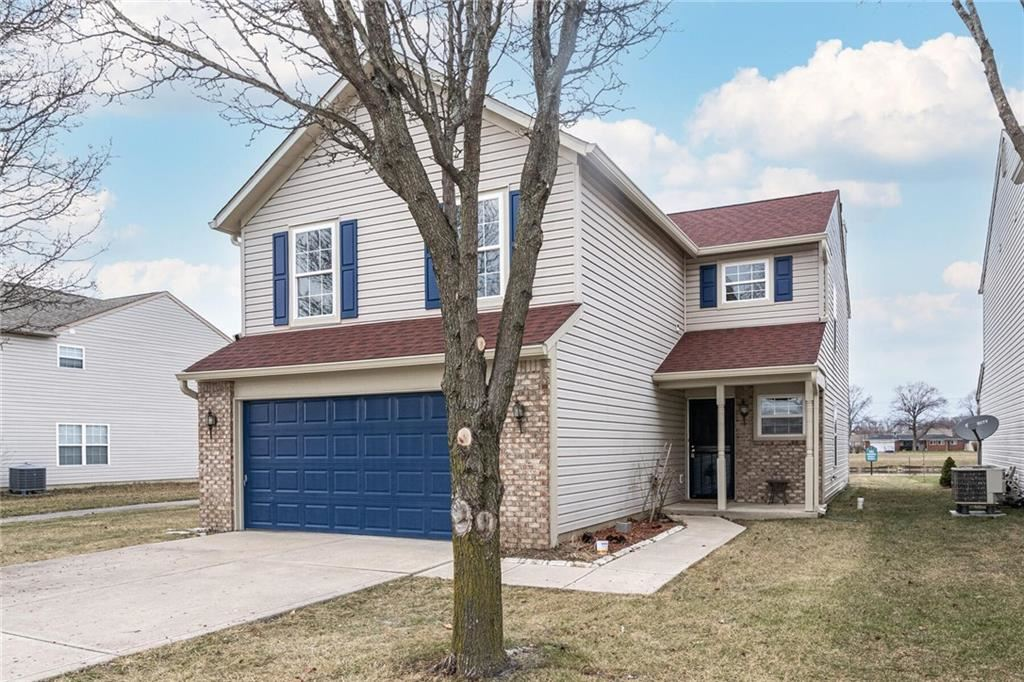 2250 RAYMOND PARK Drive, Indianapolis, IN 46217 - #: 21759738