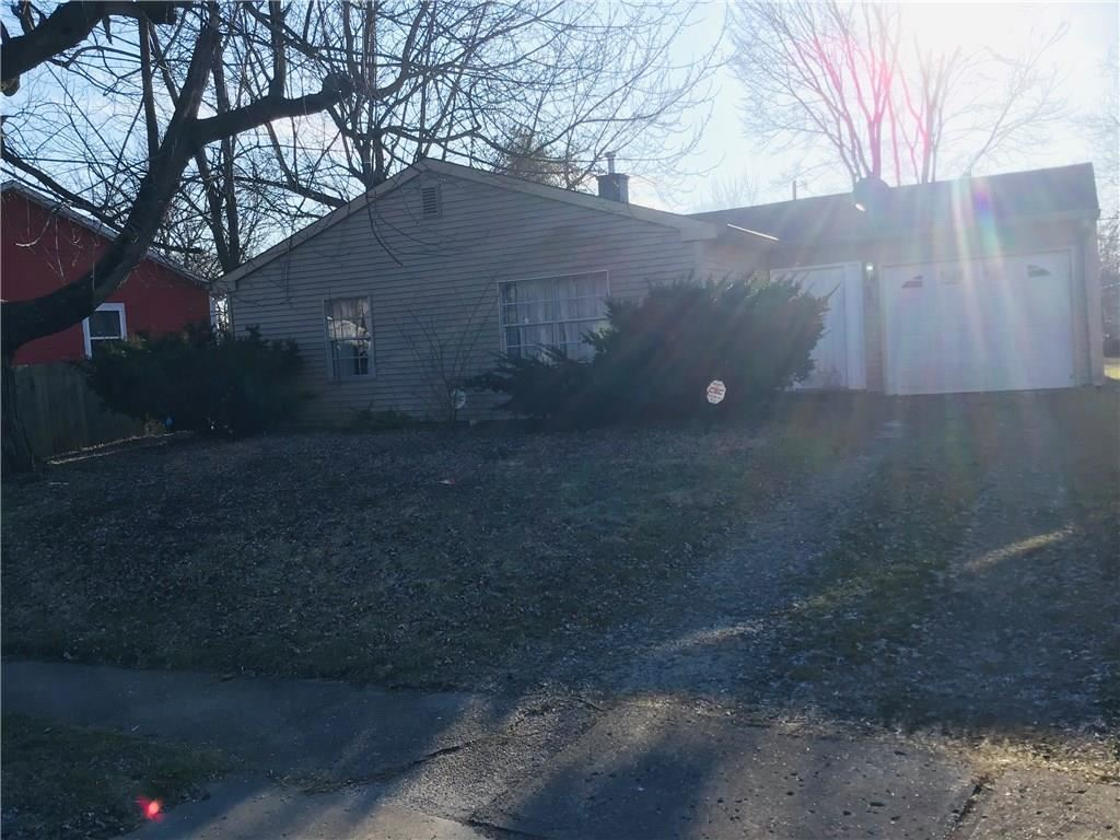 3868 Strathmore Drive, Indianapolis, IN 46235 - #: 21702739