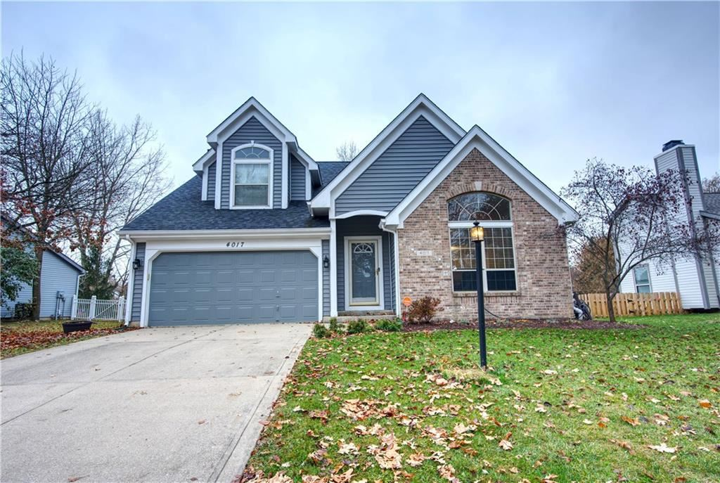 4017 COLCHESTER Drive, Indianapolis, IN 46268 - #: 21678740