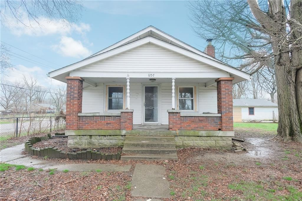 1257 KNOX Street, Indianapolis, IN 46227 - #: 21702740