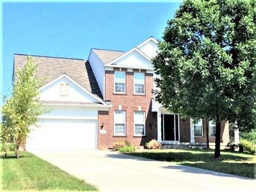Photo of 11931 Pine Meadow Circle, Fishers, IN 46037 (MLS # 21690741)