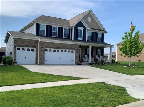 Photo of 1319 Old Market Square, Greenwood, IN 46143 (MLS # 21709741)