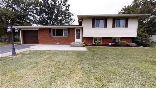Photo of 3629 East 300 S, Greenfield, IN 46140 (MLS # 21739741)