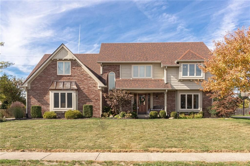 13833 Mill Stream Court, Carmel, IN 46032 - #: 21666741