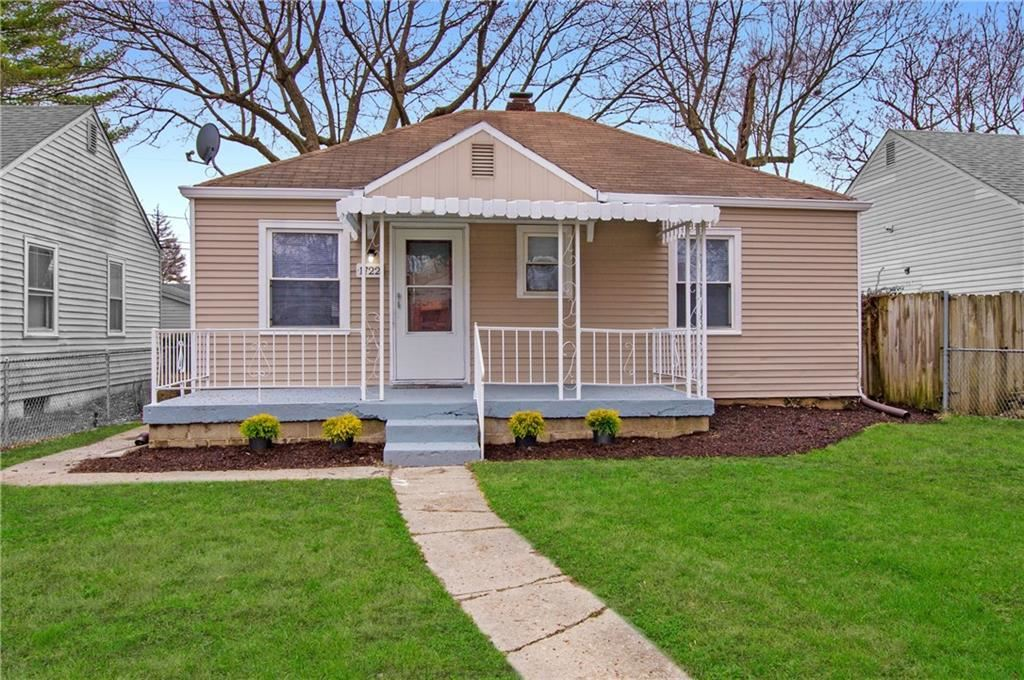 1722 North Linwood Avenue, Indianapolis, IN 46218 - #: 21701741