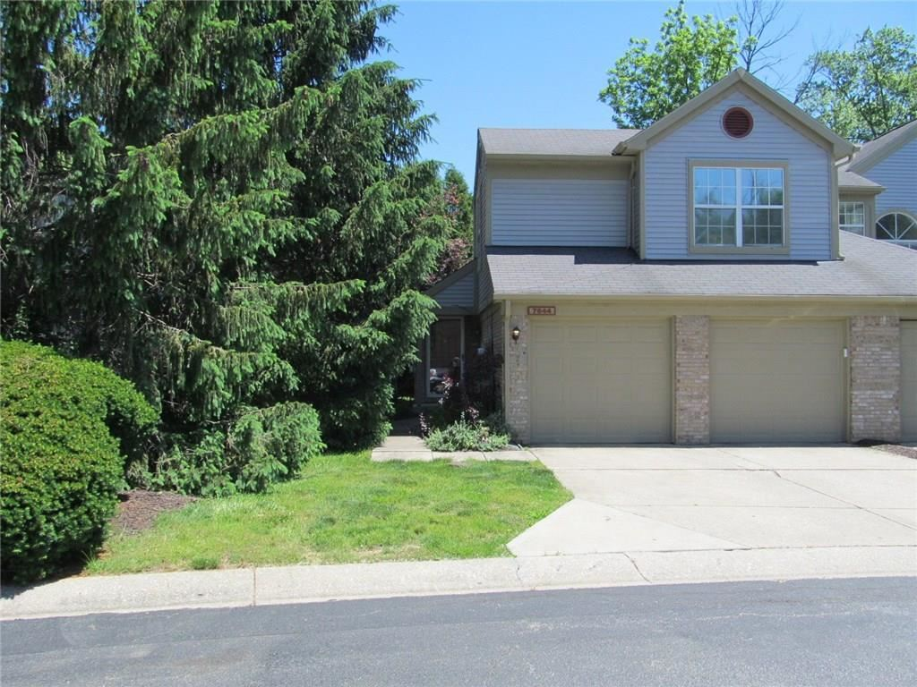 7544 Reflections Drive #4, Indianapolis, IN 46214 - #: 21714742