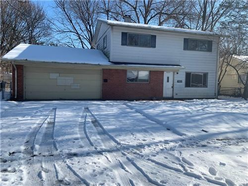 Photo of 3629 North WITTFIELD Street, Indianapolis, IN 46235 (MLS # 21686743)