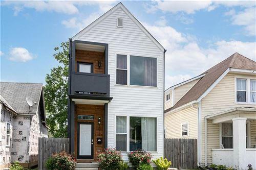 Photo of 1015 Villa Avenue, Indianapolis, IN 46203 (MLS # 21787743)