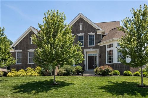 Photo of 10599 Geist View Drive, Fishers, IN 46055 (MLS # 21793743)