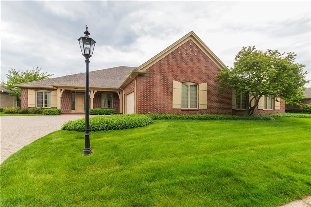 7942 Beaumont Green East Drive, Indianapolis, IN 46250 - #: 21638743