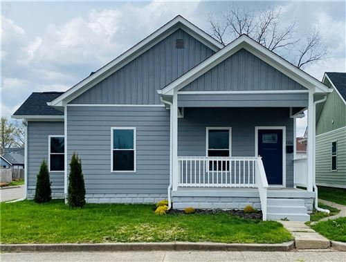 Photo of 2306 Woodlawn Avenue, Indianapolis, IN 46203 (MLS # 21681744)