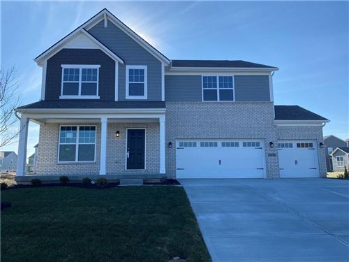 Photo of 15273 Tattersals Lane, Fishers, IN 46040 (MLS # 21728744)