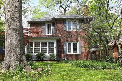 Photo of 5326 North Kenwood Avenue, Indianapolis, IN 46208 (MLS # 21783744)