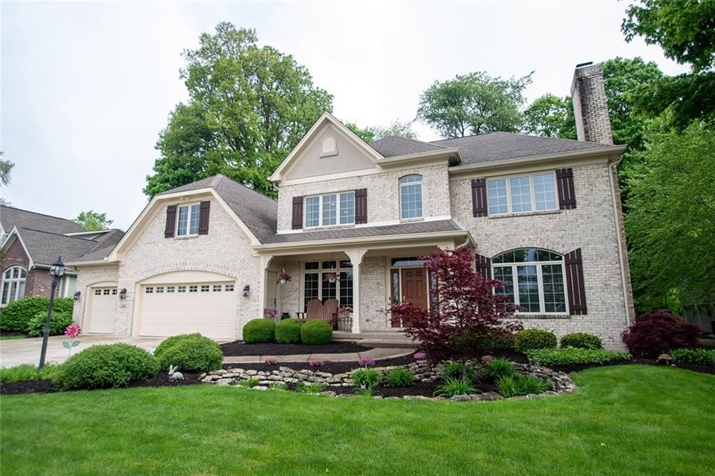 740 Pebble Brook Place, Noblesville, IN 46062 - #: 21629745