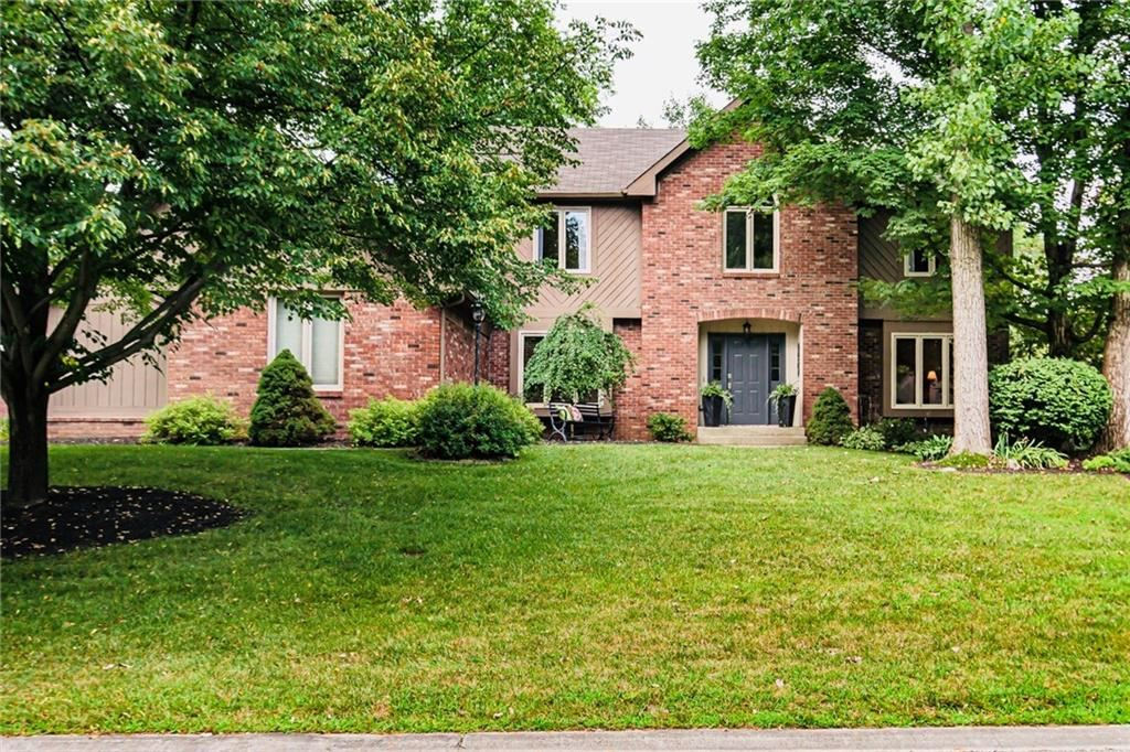 10956 Windjammer S Drive, Indianapolis, IN 46256 - #: 21655745