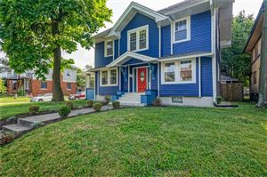Photo of 3067 North Delaware, Indianapolis, IN 46205 (MLS # 21654746)