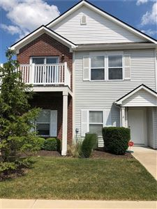 Photo of 12205 Bubbling Brook #100, Fishers, IN 46038 (MLS # 21659746)