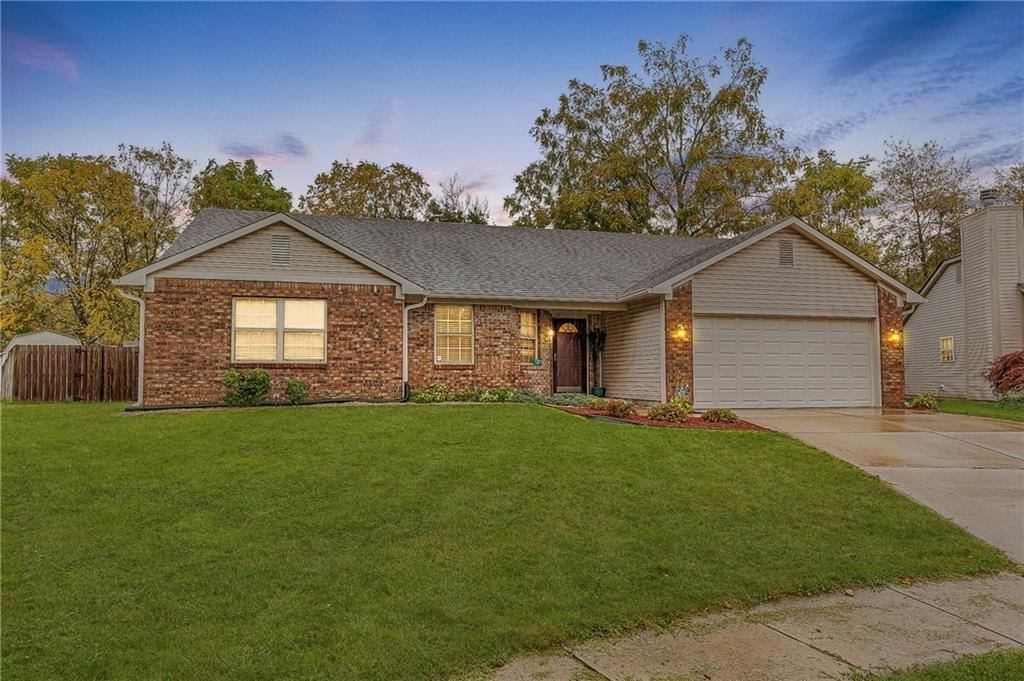 8954 BIRKDALE Circle, Indianapolis, IN 46234 - #: 21679746