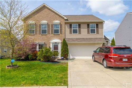 Photo of 1362 Windborne lane Drive, Greenwood, IN 46143 (MLS # 21778747)