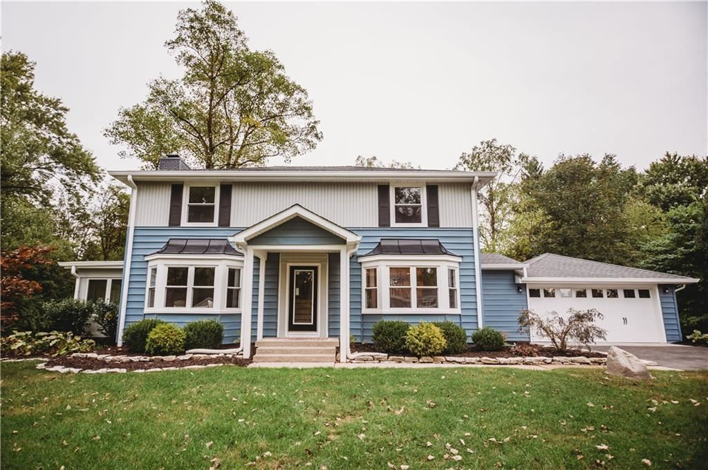 6455 Dover Road, Indianapolis, IN 46220 - #: 21673747