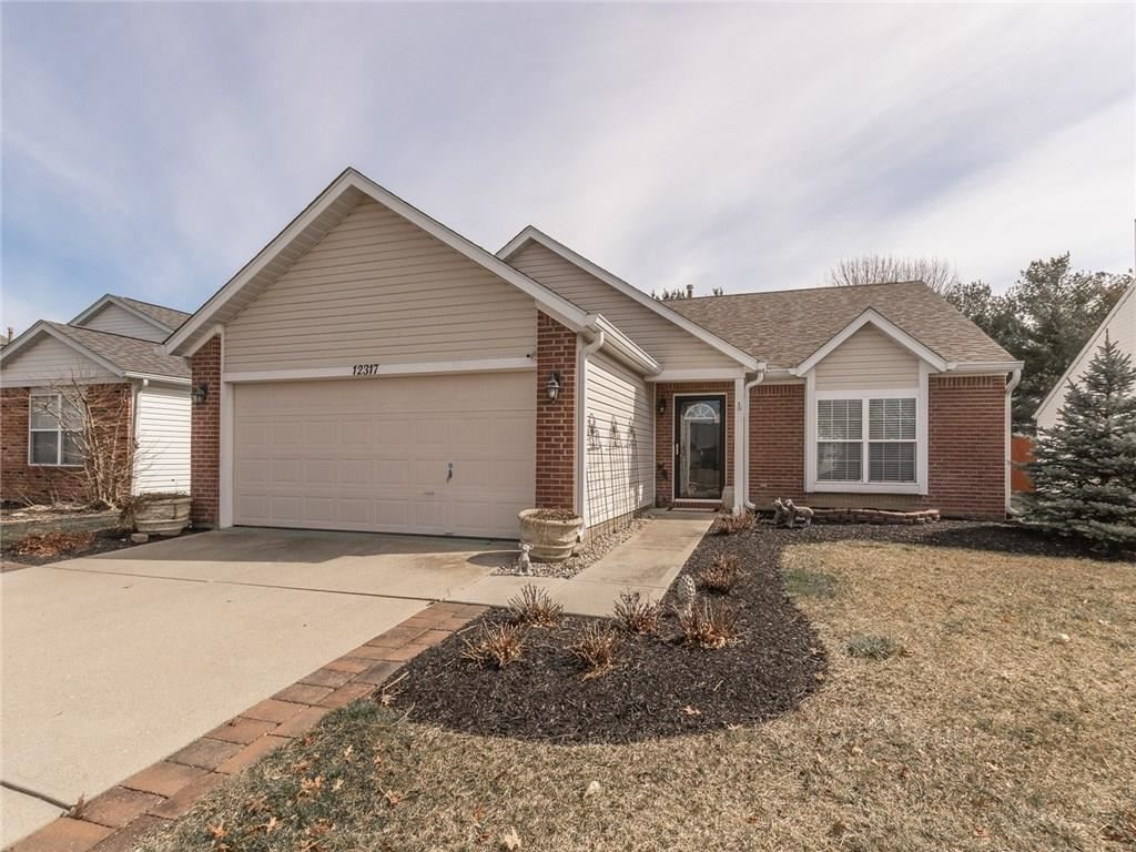 Photo of 12317 Driftstone Drive, Fishers, IN 46037 (MLS # 21698747)