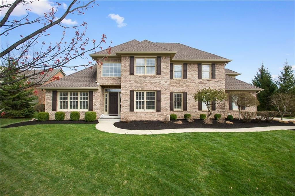10483 MUIRFIELD Trace, Fishers, IN 46037 - #: 21475748