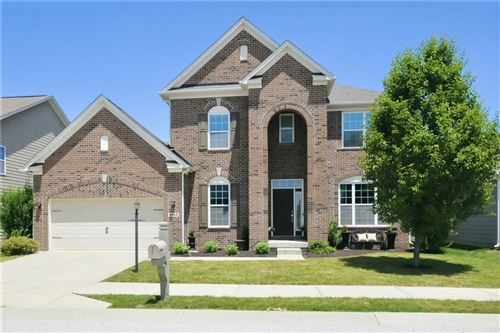 Photo of 6153 Silver Maple Way, Zionsville, IN 46077 (MLS # 21791749)
