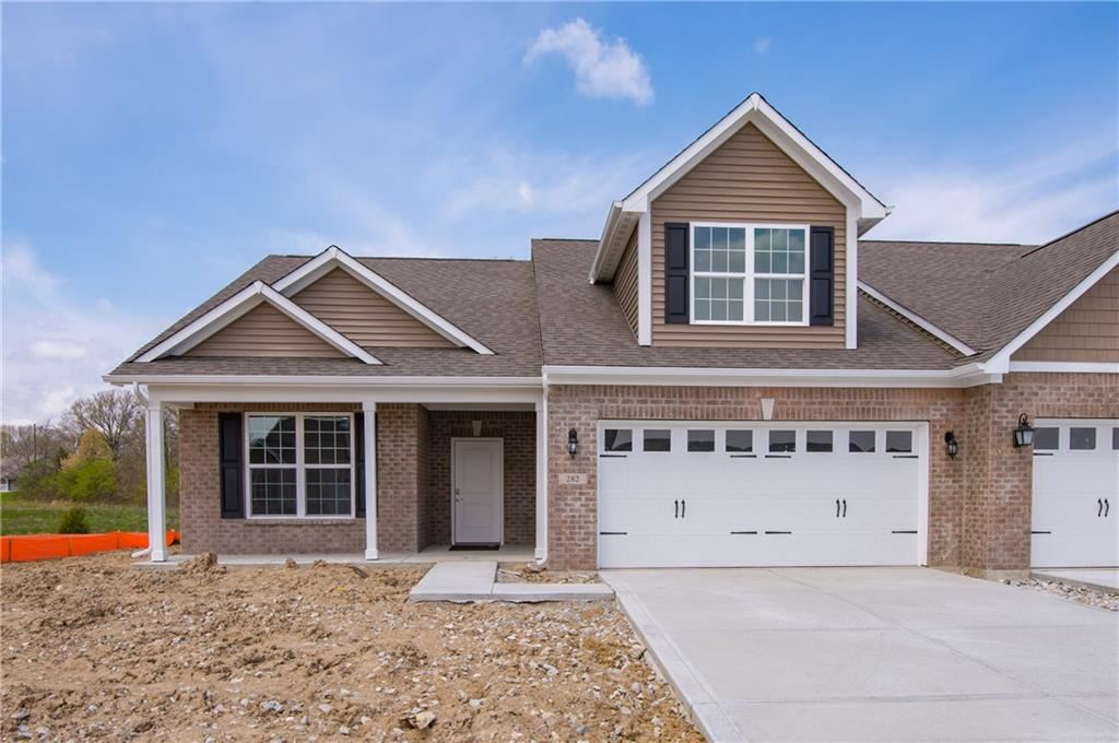 282 McRae Way, Greenwood, IN 46143 - #: 21686749