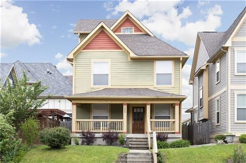 Photo of 2255 Central Avenue, Indianapolis, IN 46205 (MLS # 21711750)